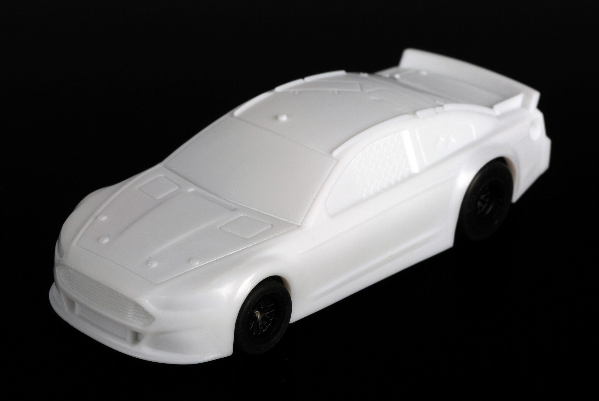 Stocker Ford Fusion – White Paintable – AFX RACING